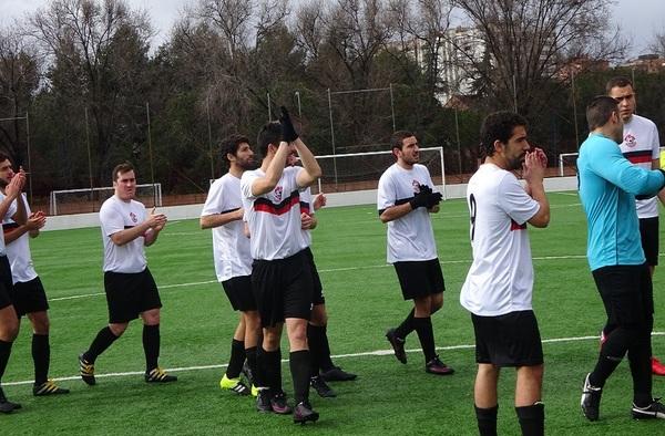 El Oña Sanchinarro lograba la victoria en el partido aplazado ante el Atlético Artilleros