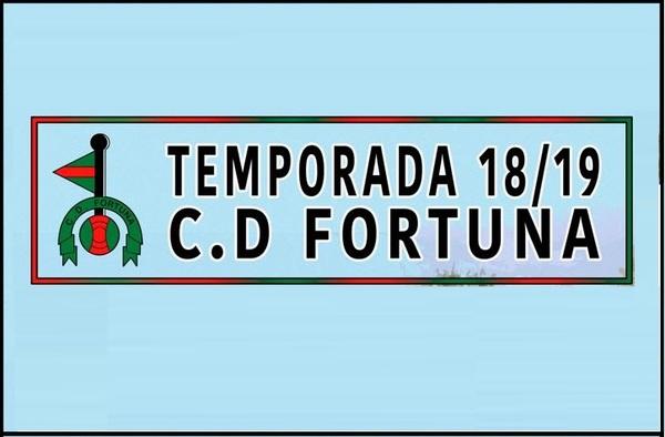 Ya se pueden cursar las inscripciones para la temporada 2018/19 en la EF C.D. Fortuna