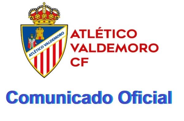 Se anuncia la recuperación del nombre de Atlético Valdemoro