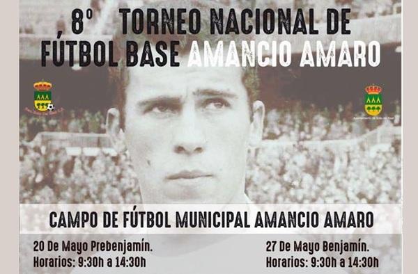 VIII Torneo Nacional Amancio Amaro organizado por el Recreativo Soto del Real