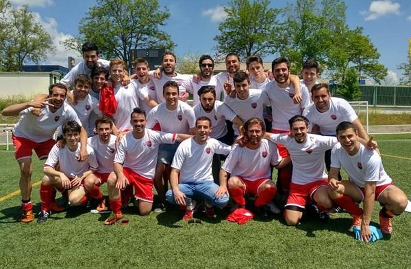Ascenso y Campeonato para la U.D. Tres Cantos, a falta de varias jornadas para el final de la temporada 2017/18