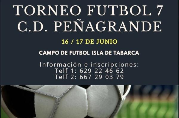 Torneo de Fútbol 7 C.D. Peñagrande - 16 y 17 de Junio de 2018
