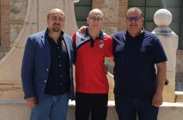 David Rodríguez, nuevo entrenador del Atlético Valdemoro CF para la temporada 2018/19