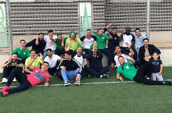 El Juventud Torrejón regresa a Segunda Regional tras una temporada excepcional en Tercera Regional