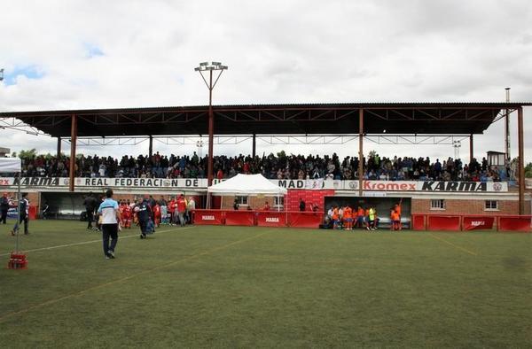 ¡¡ Campeonatos Absolutos Femenino (Aficionado y Juvenil) de Madrid !!