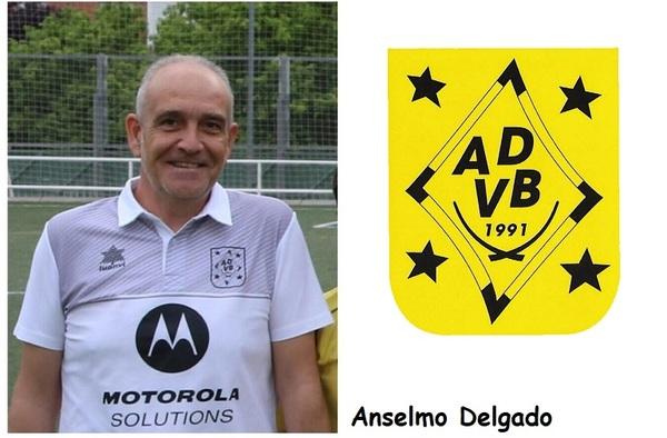 Anselmo Delgado, directivo y entrenador del A.D. Villaverde Bajo, deja los banquillos a partir de la temporada 2018/19
