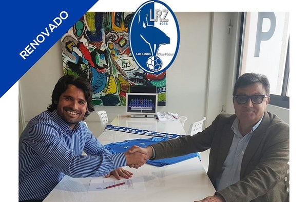 Para la nueva etapa de Las Rozas C.F. en Tercera División, seguirán contando con el técnico Lolo Escobar