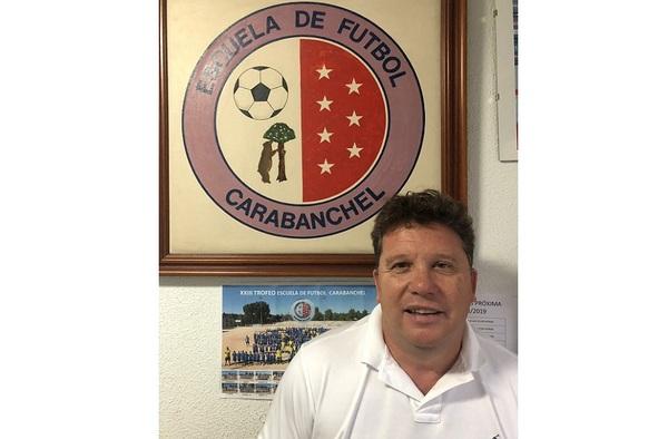 Jose Luis Polo Díaz nuevo presidente de la E.F. Carabanchel.