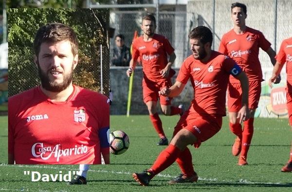 David García, nuevo fichaje del San Ignacio de Loyola para la temporada 2018/19