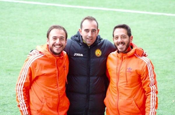 Se confirma el ascenso a Segunda Regional del C.D. Chamartín Vergara, que además renueva al cuerpo técnico encabezado por David De Vicente