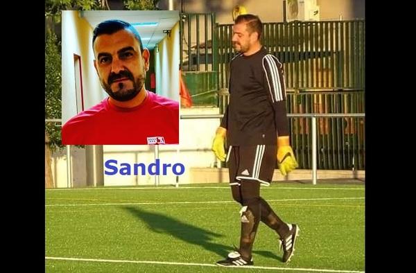 El C.D. San Ignacio de Loyola incorpora al veterano guardameta Sandro Herrero