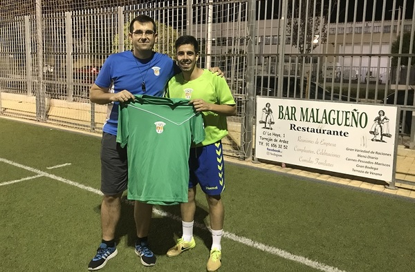 Dos renovaciones más del Juventud Torrejón en su regreso a Segunda Regional