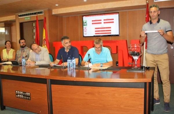 Sorteado los grupos de la I Copa RFFM de Tercera División