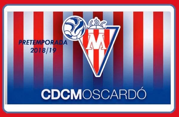 El C.D.C. Moscardó jugará 7 partidos en la pretemporada 2018/19