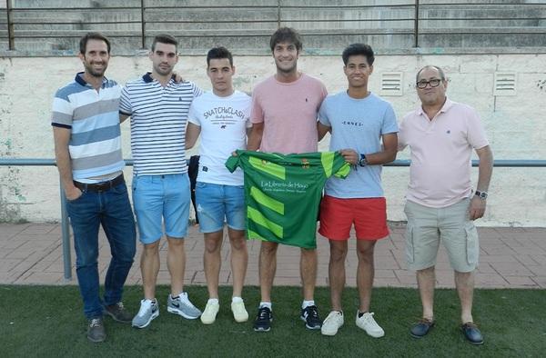 Fichajes del equipo de Primera Regional de Hoyo de Manzanares