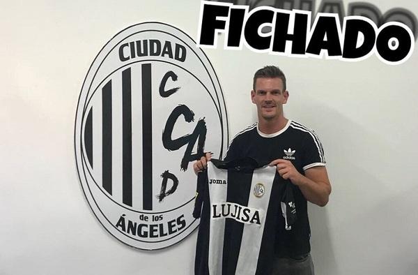 El Ciudad de los Ángeles firma a Álvaro Parra en su regreso a Preferente