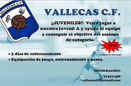 Vallecasjuvenil1819cartelpo