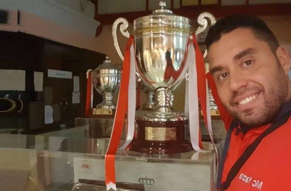 J.J. Ojeda, entrenador UEFA Pro Nivel III para el nuevo proyecto deportivo de El Olivo de Coslada