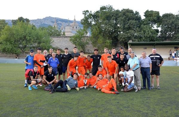 El Real CD Carabanchel se llevó el Torneo Centenario de las Fiestas de San Lorenzo de El Escorial