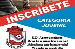 Arroyomolinosjuvenil1819cartelpo