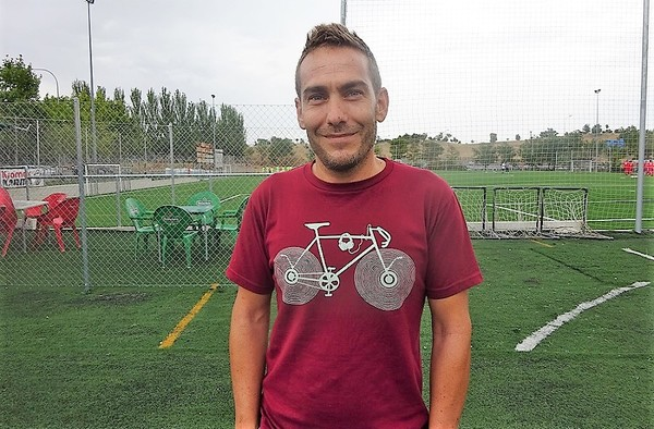 Entrevista a Víctor Monzón, entrenador del C.D. El Valle de Valdebernardo  (Temporada 2018/19)