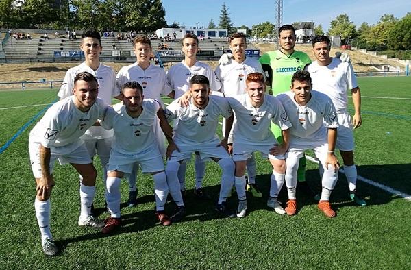 Gran arranque liguero en la temporada 2018/19 del C.F. Inter de Valdemoro