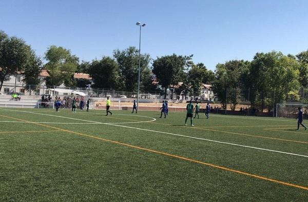 El filial del Móstoles C.F. lidera su grupo en este arranque de la temporada 2018/19
