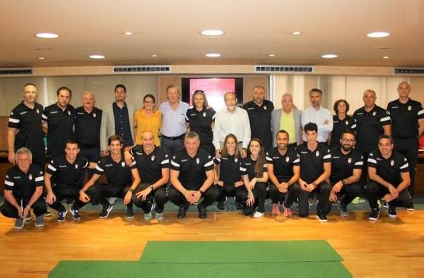 La RFFM presenta a los cuerpos técnicos que dirigirán las diferentes categorías de la selección territorial madrileña