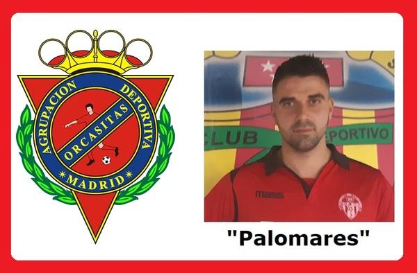 David Palomares se marcha a jugar a la A.D. Orcasitas tras su breve paso por Los Yébenes San Bruno