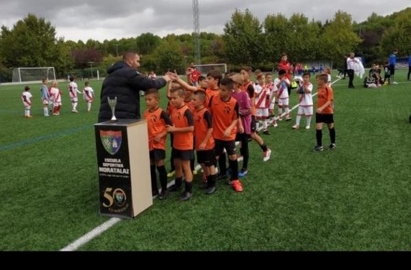 Fútbol In Events organiza un torneo el 1 de noviembre para Prebenjamín y Benjamín de primer año