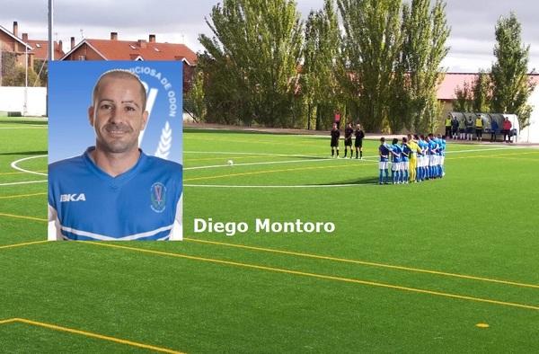 El C.D. Griñón dirigido por Santi Cobaleda incorpora a Diego Montoro a su plantilla
