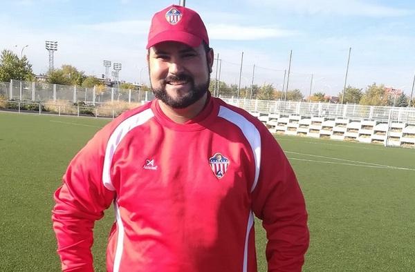 Entrevista a Raúl Cortes, entrenador del C.D. Atlético Vallecas - Temporada 2018/19