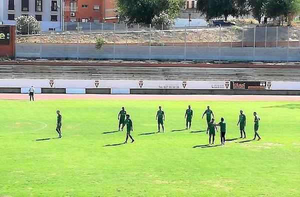 Llegan al C.D. Sitio de Aranjuez, el portero Jeray Hermida y el delantero Eric Moreno