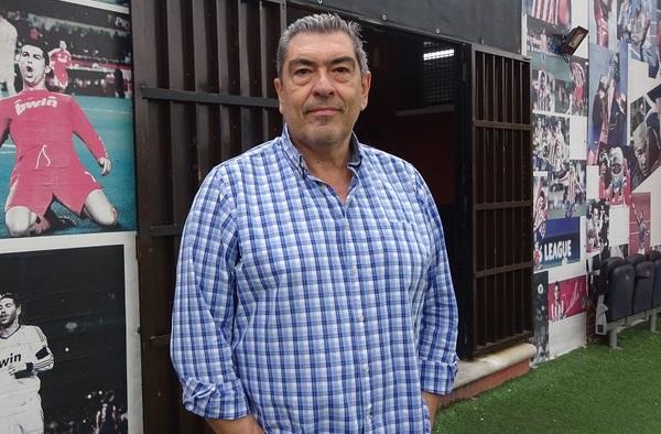 Entrevista a Carlos Freire, entrenador de la UDM Elida Olimpia, (Temporada 2018/19)