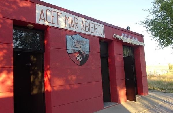 A.D. E.F. Mar Abierto, la histórica lucha de una Escuela de Fútbol de Barrio