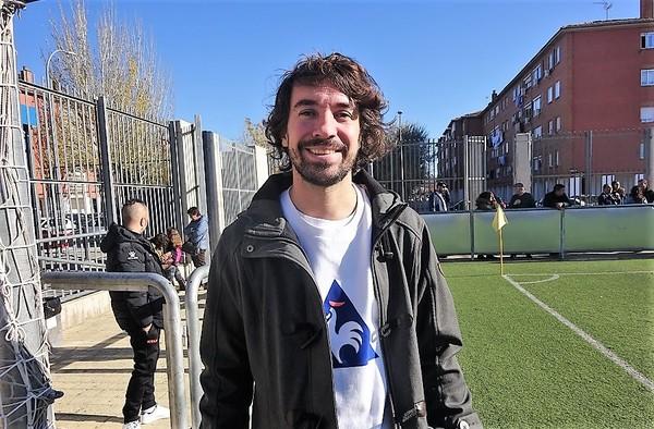 Entrevista a Miguel Cruz, presidente del C.D. Sporting Ardoz  (Temporada 2018/19)