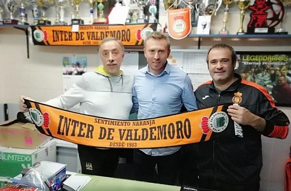 """Emilio Morillo es el nuevo entrenador del C.F. Inter de Valdemoro tras la salida de """"Susi"""" Gª Sueira"""