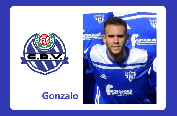 El zaguero Gonzalo Sáez seguirá compitiendo en 3ª División, pero ahora en el C.D. Vicálvaro