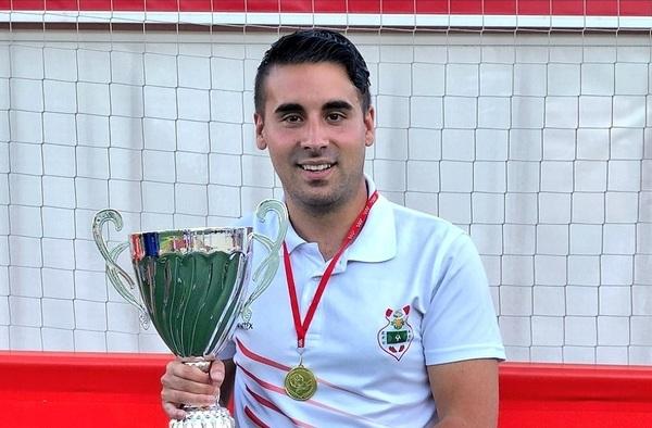 Alberto Martín, director deportivo de la E.F. Vicálvaro, se hace cargo del equipo de Primera Regional