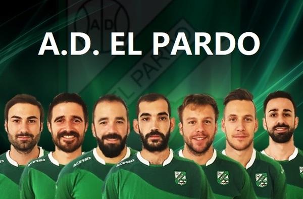 La A.D. El Pardo pierde la oportunidad de colocarse segundo en el grupo 2º de Segunda Regional al inicio del año 2019