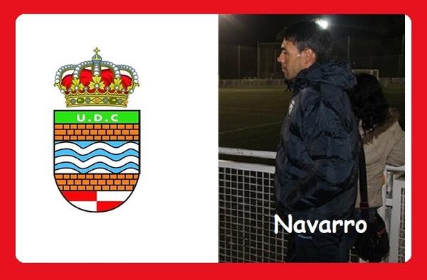 José Luis Navarro, técnico elegido por la U.D. Ciempozuelos para cubrir la salida de Jimeno