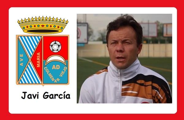 Cambio en el banquillo del Colmenar Viejo, Javi García asume el reto de sacar del descenso al equipo