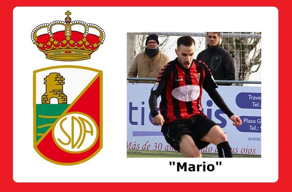 La RSD Alcalá incorpora al delantero Mario Magallares y causa baja el meta Sempere y Moha