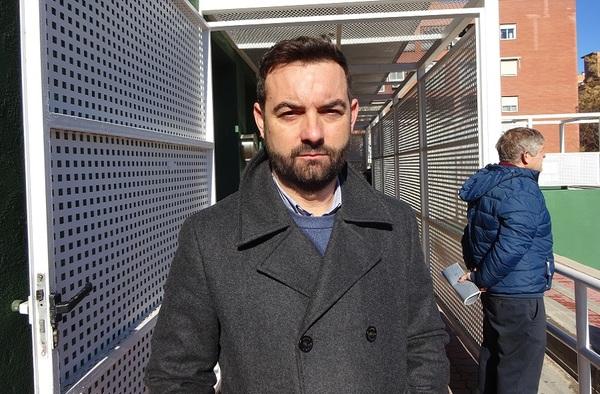 Entrevista a Emilio López, entrenador del C.D. El Álamo  (Temporada 2018/19)