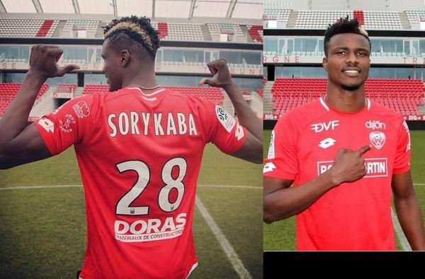 Sory Kaba, exalumno/jugador de la A.C. Intersoccer Madrid y del Alcobendas Levitt CF, ficha por el Dijon Football C.O. de la Ligue 1 de Francia
