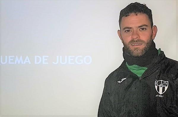 Iván Cima sustituye a Joserra Hernández en el banquillo del Periso