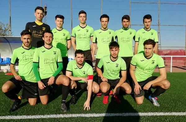 23ª Jornada - Crónica: EF Los Pinos de Moratalaz 2 - 3 CR Guindalera  (Temporada 2018/19)