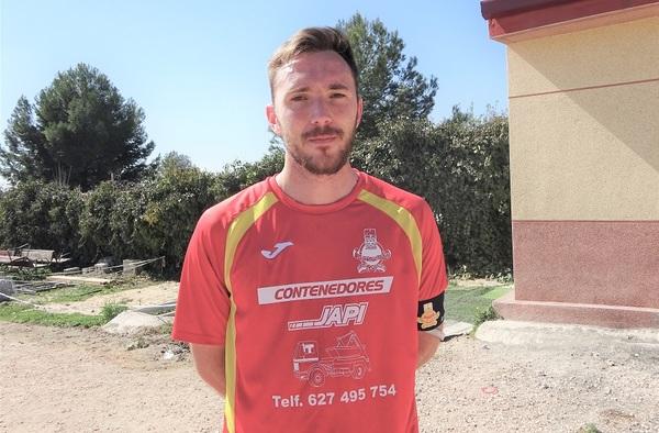 """Entrevista a David Caballero """"Caba"""", jugador y capitán de la S.D. Pozo Sport  (Temporada 2018/19)"""