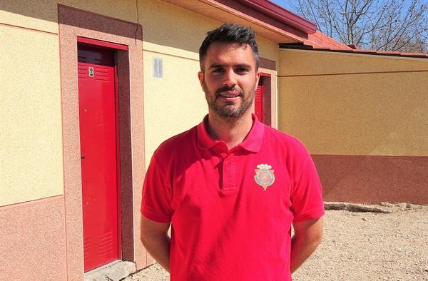 Entrevista a Víctor Alonso, entrenador de la A.D. Orcasitas  (Temporada 2018/19)