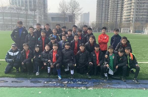 El entrenador JJ Ojeda se despide de España, para aventurarse a un nuevo horizonte en China